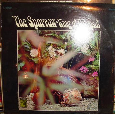 The Sparrow - King of Calypso - MGM Sealed 1964 USA